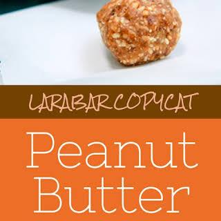 Peanut Butter Cookie Date Bites.