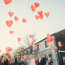 Wedding photographer Olga Boyko (hochzeitsfoto). Photo of 16.06.2015
