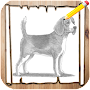 How to Draw Dogs APK icon