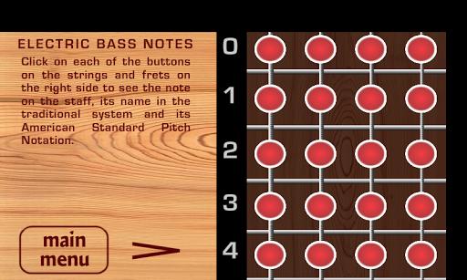 Guitar Bass Notes PRO