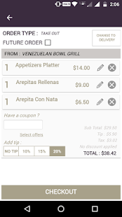 Venezuelan Bowl Grill for PC-Windows 7,8,10 and Mac apk screenshot 7