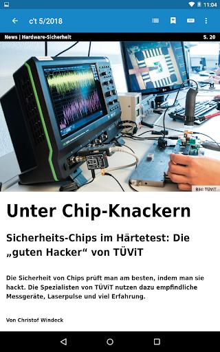 c't Magazin 3.4.7 screenshots 21