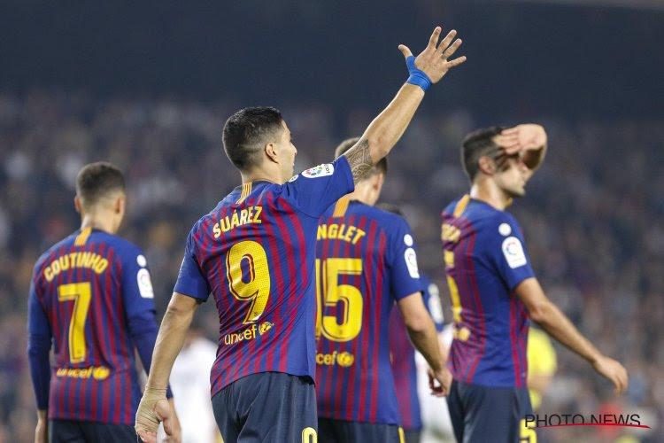 ? Le FC Barcelone s'est exercé avant d'affronter Lyon