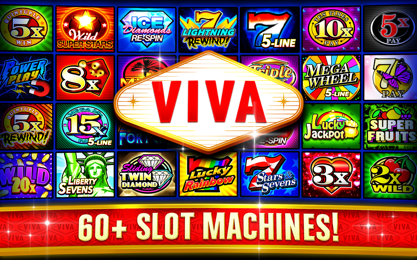 Jackpot 20,000 Slots - Play for Free With No Download