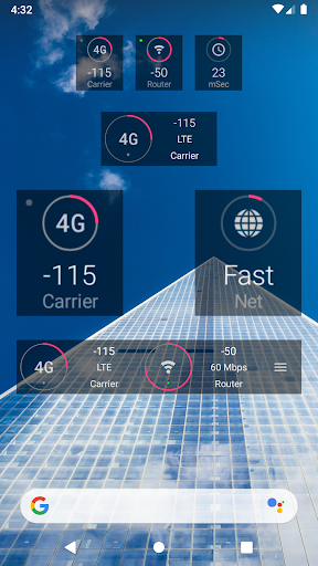 Signal Strength 22.0.8 screenshots 2