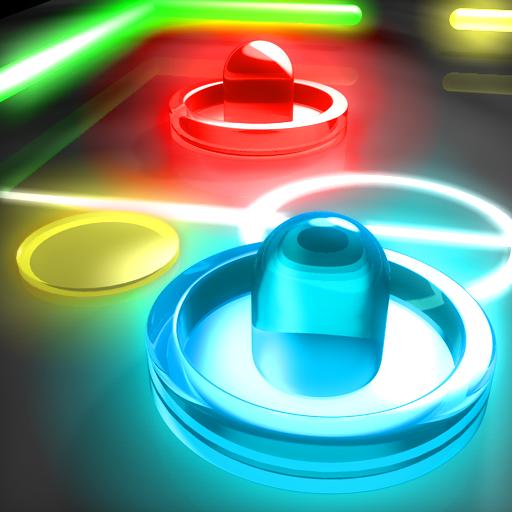 Glow Hockey 2 (game)