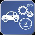 Car Maintenance Service & Fuel Record icon