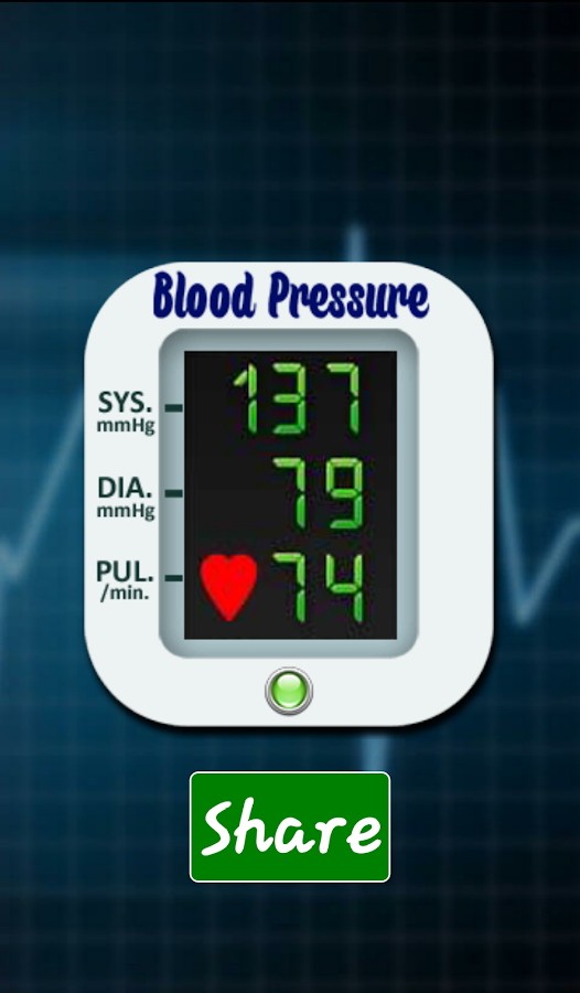Finger Blood Pressure BP Prank- screenshot