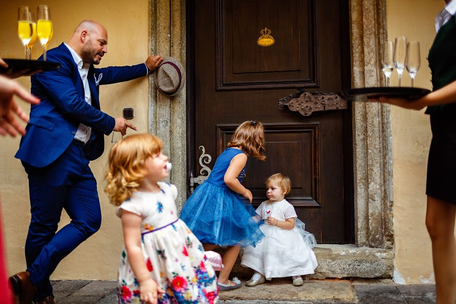 Wedding photographer Marius Barbulescu (mariusbarbulesc). Photo of 19.12.2016