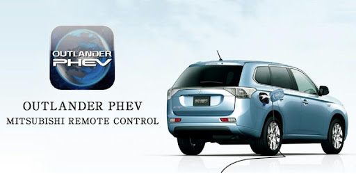 Outlander PHEV remote control - Apps on Google Play