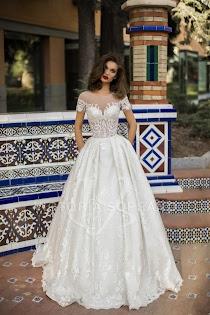 2b07803e3f17bbf Victoria Soprano: свадебные платья 2018 в Москве. 221 фото свадебных ...