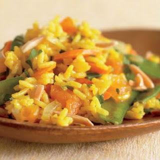 Basmati Rice With Peas And Carrots Recipes