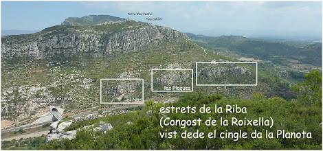 Photo: Tarragona - La Riba -01- Paret dels Roixells