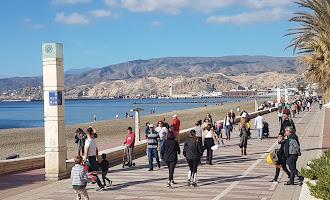 Almería cierra 2019 con sol y buena temperatura