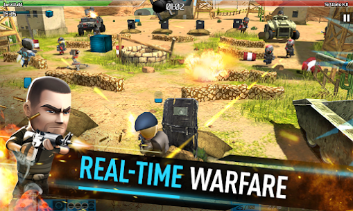 WarFriends: PvP Shooter Game 1