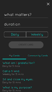 Life Cards: Focus on What Matters- screenshot thumbnail