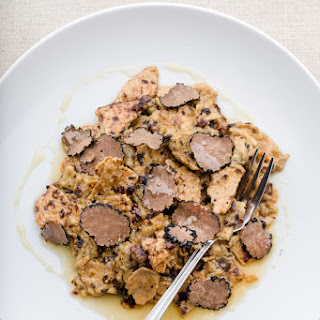Sweet & Savory with Caramelized Onions, Truffle and Honey (recipe&video) #GalitzianerInVienna.