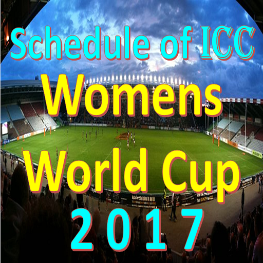 Schedule of ICC Womens World Cup 2017