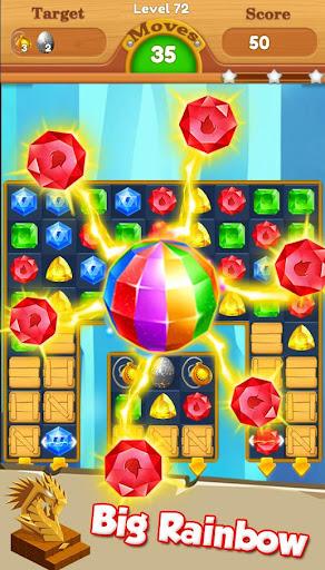 Switch Jewels Match 3: Adventure screenshots 1