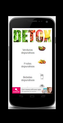 Dieta Depurativa Detox
