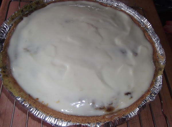 Sour Cream Avocado Pie Recipe