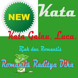 Download Kata Galau Lucu Bjak Dan Romantis Raditya Dika Apk