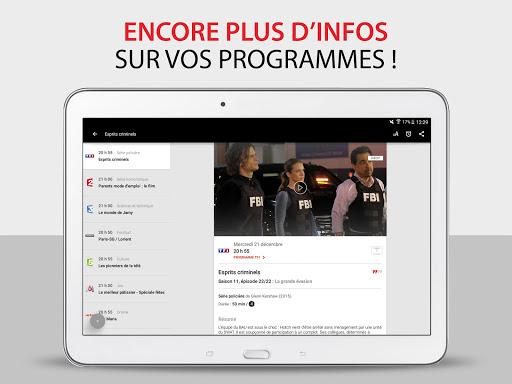 Télé 7 – Programme TV & Replay screenshot 10