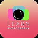 Learn Photography : Digital , DSLR icon