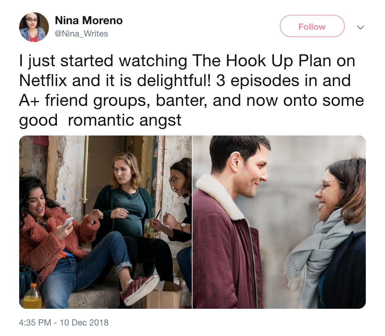 The hookup plan netflix review