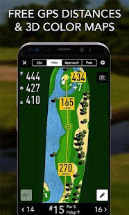 GolfLogix #1 Free Golf GPS App - Android Apps on Google Play