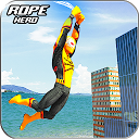 Amazing Rope Man hero: Police Crime City Gangster 1.6