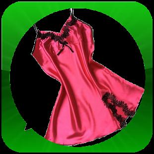 Dámská kolekce nočních prádla - náhled