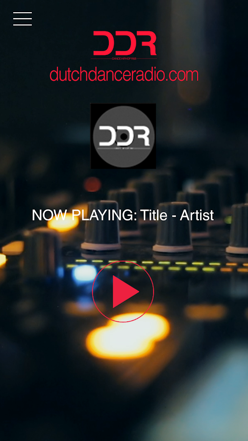 Dutch Dance Radio- screenshot