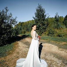 Wedding photographer Denis Andreev (fartovyi). Photo of 24.10.2017