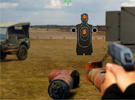 Firing Rage - Shooting Game!