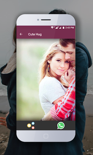 Hug Wallpaper app (apk) free download for Android/PC/Windows screenshot