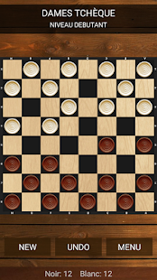 Checkers Free 3D Master - náhled