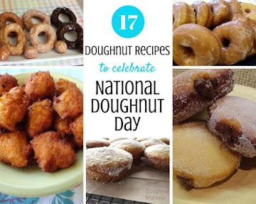 17 Doughnut Recipes To Celebrate National Doughnut Day