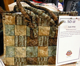 "Photo: #50-W, Judy Heeg, ""Basket Weave Purse"""