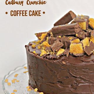 Crunchie Bar Cake Recipes