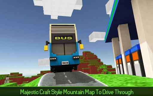 City Bus Simulator Craft PRO 1.5 screenshots 3