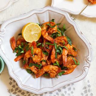 Piri Piri-Style Shrimp