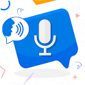 My Speech To Text: Live Voice To Text Converter icon