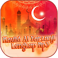 Maulid Al Barzanji Lengkap Mp3 Full Offline icon