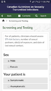 CDN STI Guidelines- screenshot thumbnail