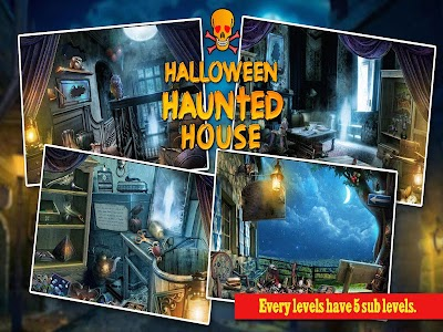 Halloween Haunted House screenshot 13