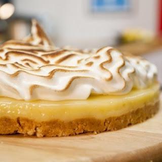 Biscuit Base Lemon Meringue Pie Recipe