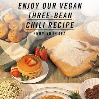Vegan Three-Bean Chili