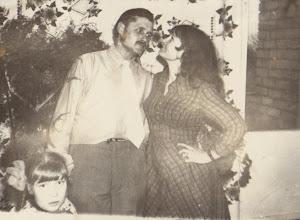 Photo: Jurgis Valužis ir Janina Burbaitė (Janinos Burbaitės archyvas)