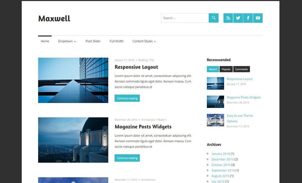 theme-wordpress-mien-phi-maxwell